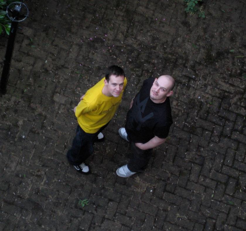 James&Alex