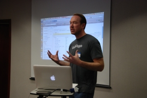 Paul Edmondson at HubCamp NYC