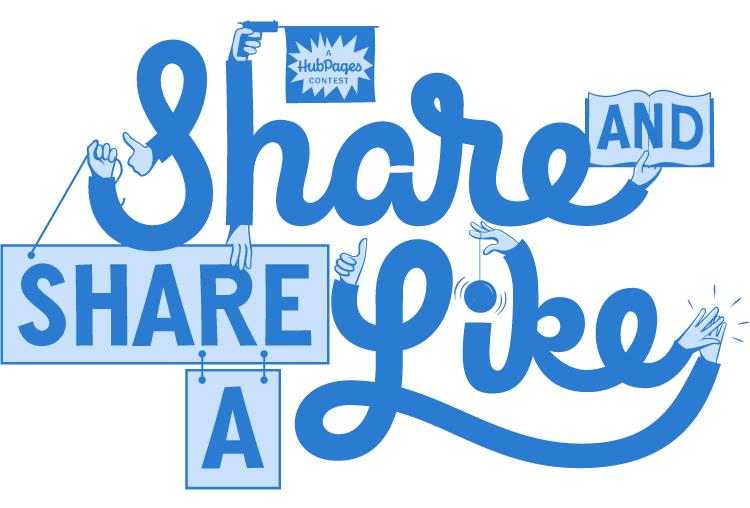 Share and Share a Like